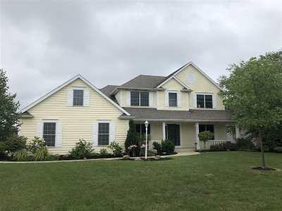 Fort Wayne Single Family Home For Sale: 9636 Tamar Trail