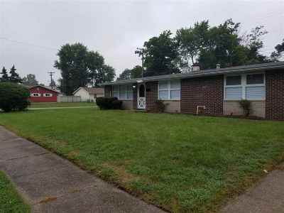 South Bend Single Family Home For Sale: 3105 Rexford
