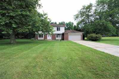 West Lafayette IN Single Family Home For Sale: $239,900