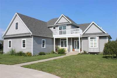 Allen County Single Family Home For Sale: 11210 Garman Road
