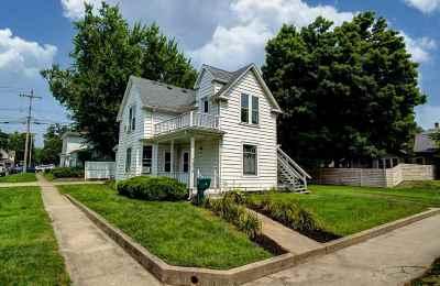 Warsaw Single Family Home For Sale: 901 E Market Street