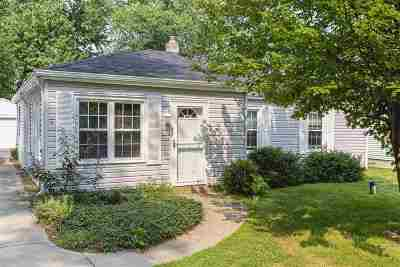 South Bend Single Family Home For Sale: 54717 Terrace Lane