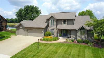 Winona Lake Single Family Home For Sale: 2678 E Porthcawl Rd