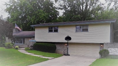 Fort Wayne Single Family Home For Sale: 1726 Mayflower Road