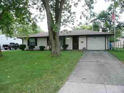 New Haven Single Family Home For Sale: 235 Twillo Run Drive