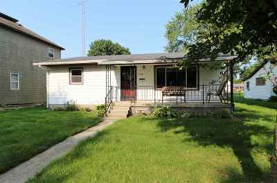Jonesboro Single Family Home For Sale: 1106 S Water Street