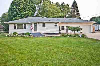 South Bend Single Family Home For Sale: 24392 Edison Road