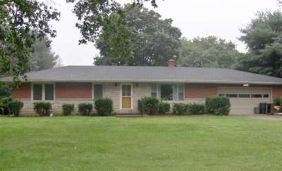 Elkhart Single Family Home For Sale: 60405 County Road 9