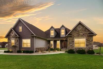 Goshen Single Family Home For Sale: 20134 Eagle Hill Lane