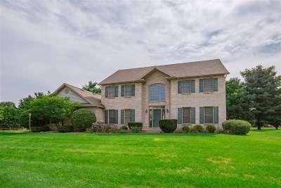 Granger Single Family Home For Sale: 50862 Post Road
