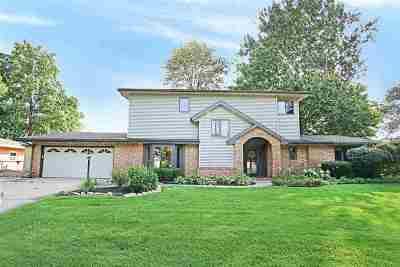 Elkhart Single Family Home For Sale: 54317 Lagoon Road
