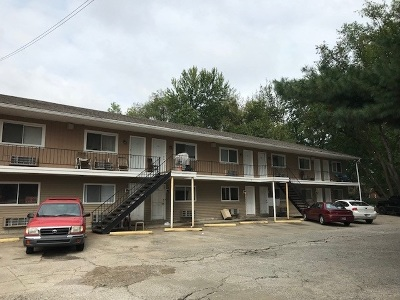 Evansville Multi Family Home For Sale: 1547 S Green River Road