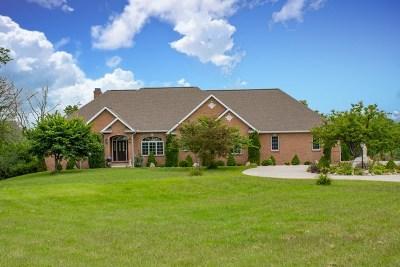 Mishawaka Single Family Home For Sale: 13195 Jackson Rd.
