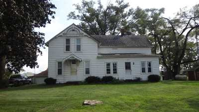 Marshall County Single Family Home For Sale: 15061 7th Road