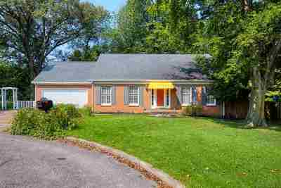Evansville IN Single Family Home For Sale: $319,900