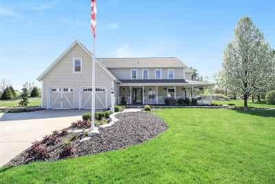 Granger IN Single Family Home For Sale: $429,900