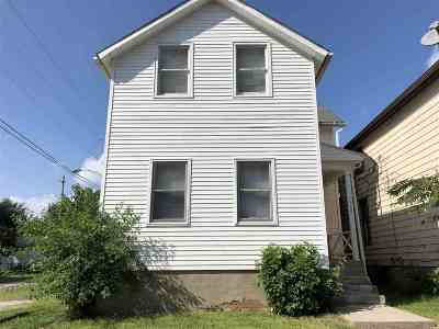 Allen County Multi Family Home For Sale: 1240 Boone Street