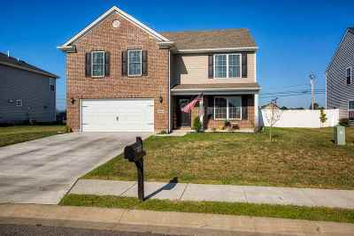 Newburgh Single Family Home For Sale: 3103 Sandstone Court