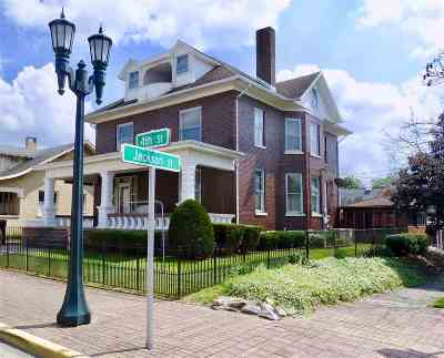 Dubois County Commercial For Sale: 501 E 4th Street