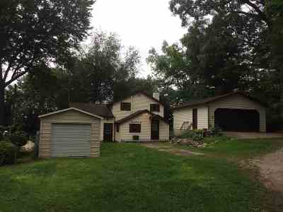 Noble County Single Family Home For Sale: 5323 W Diamond Lake Road