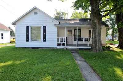 Auburn Single Family Home For Sale: 1524 Dallas Street