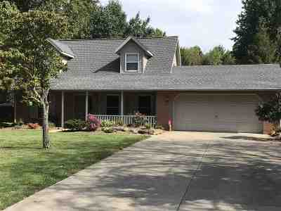 Spencer County Single Family Home For Sale: 898 W Shepherds Lane