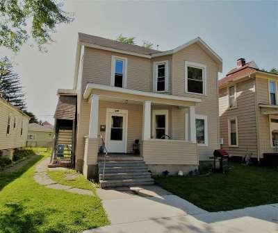 Garrett Multi Family Home For Sale: 216 Franklin