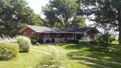 Whitley County Single Family Home For Sale: 6494 N 750 E