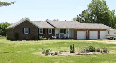 Evansville Single Family Home For Sale: 14641 Old State Rd