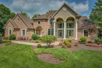 Elkhart Single Family Home For Sale: 51234 Stratford Drive