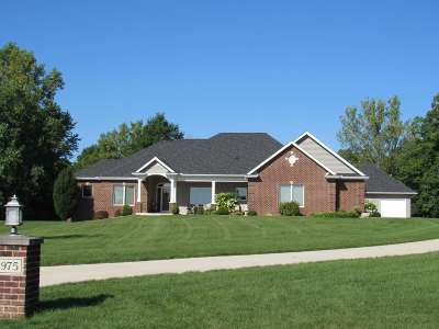 Allen County Single Family Home For Sale: 16975 Shadow Glen Ct.