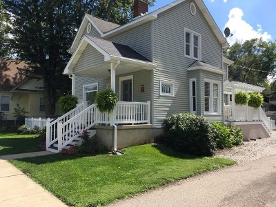 Warsaw IN Single Family Home Cont-Accptngbackupoffers: $179,900