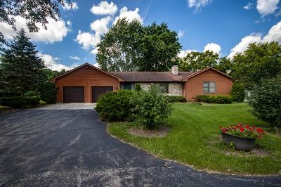 Elkhart Single Family Home For Sale: 50947 County Road 7