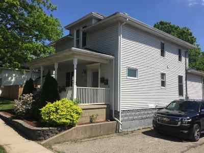 Marshall County Multi Family Home For Sale: 309 W Jefferson Street
