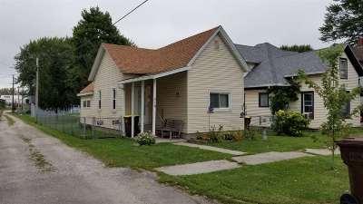 Garrett Single Family Home For Sale: 310 E King