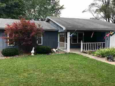 Hamilton Single Family Home Cont-Accptngbackupoffers: 0244 County Road 61