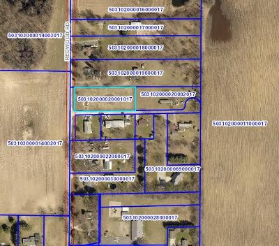Plymouth IN Residential Lots & Land For Sale: $24,900