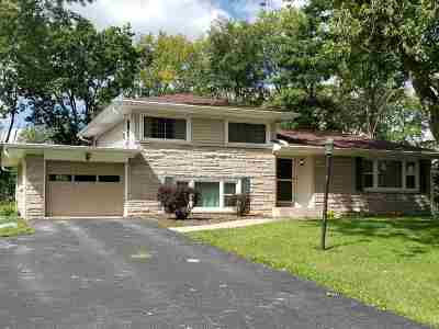 Marion Single Family Home For Sale: 1615 E Parkview Drive