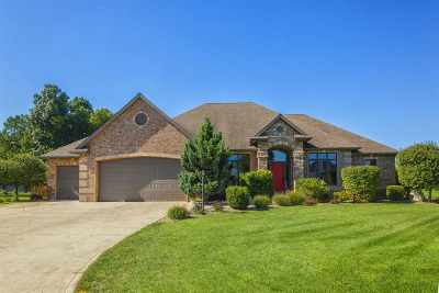 Granger Single Family Home For Sale: 51975 Copperfield Court