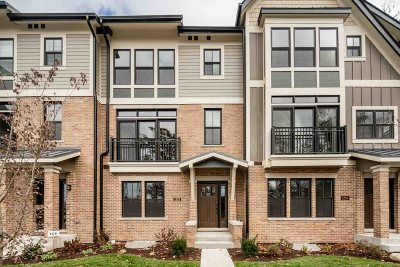 South Bend Condo/Townhouse For Sale: 1252 N Twyckenham Drive