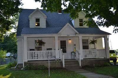 Marion Single Family Home For Sale: 3604 S Selby Street
