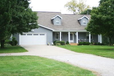 Hudson Single Family Home For Sale: 337 County Road 11