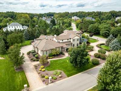 Granger IN Single Family Home For Sale: $1,799,900