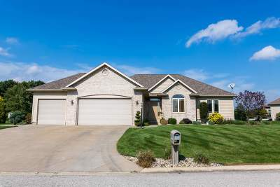 Goshen Single Family Home For Sale: 57063 Woodmere Drive