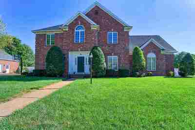 Newburgh Single Family Home For Sale: 10367 Wexford Court