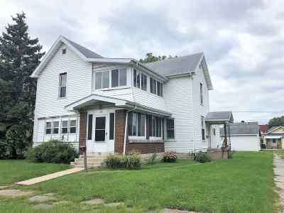 Marion Multi Family Home For Sale: 1124 W 3rd Street