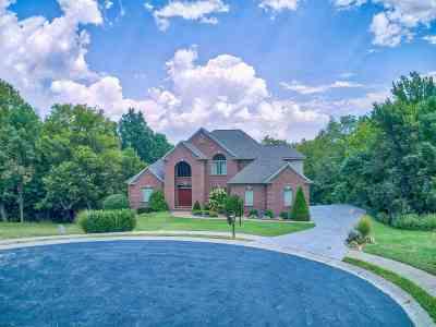 Evansville Single Family Home For Sale: 4636 Lamb Lane