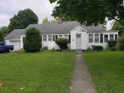Marion Single Family Home For Sale: 812 Mason Boulevard