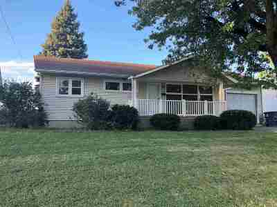 Marion Single Family Home For Sale: 1914 W Therlow Drive