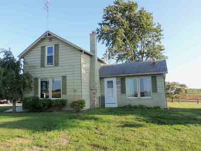 Waterloo Single Family Home For Sale: 5266 County Road 16